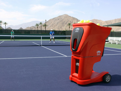 How a Tennis Ball Machine Could Take Your Game to the Next Level