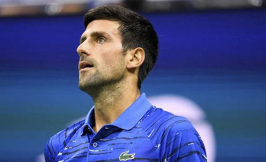 Simon warned Djokovic not to compare with Federer