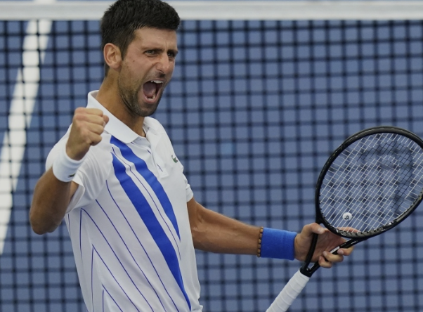 Djokovic equalized Nadal's 35 Masters record