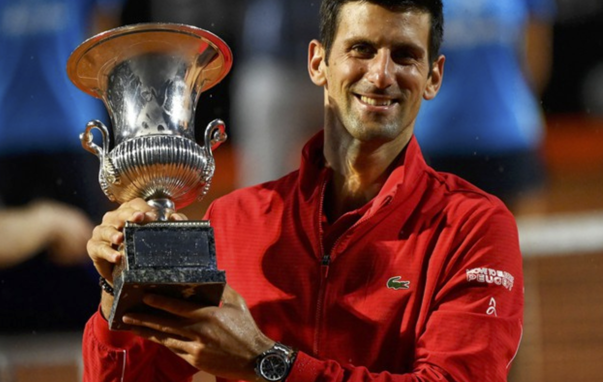 Djokovic surpasses Nadal to win 36 Masters 1000 championship titles