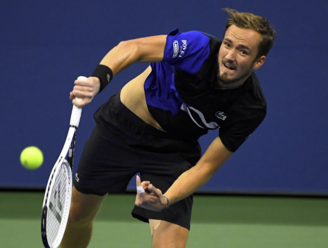Daniil Medvedev as a stereotypical tennis player (Part 2)