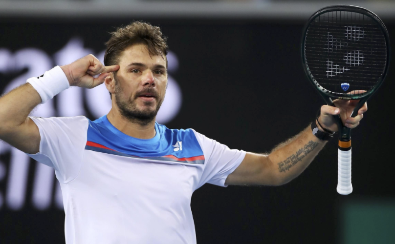 Wawrinka dreamed of the first title in the all-star tennis tournament after winning Medvedev